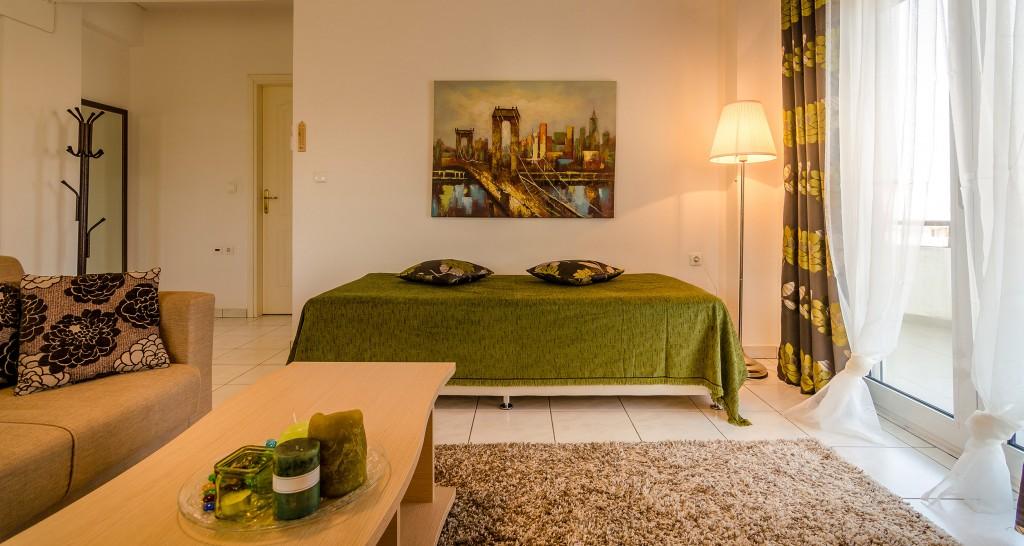 Green Apartment Hotel Orestiada